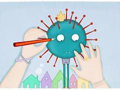 Djeca i korona virus